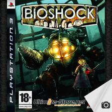 Jeu PS3 Bioshock 1 - PlayStation 3 - 2K Games - 2K Boston / 2K Australia