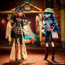 NEW Monster High Exclusive Cleo De Nile & Ghoulia Yelps Doll Set ***PRE-SALE***