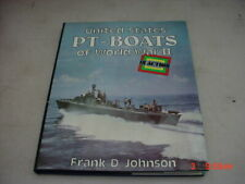 United States Pt-Boats of World War II in Action