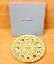 "Wedgwood 2001 Millennium ""The Sciences"" Calendar Plate."