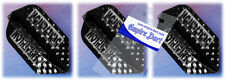 Flight-Set EMPIRE® Pentathlon Embossed Slim schwarz