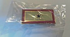 """Blue Star Flag Pin Son Family in Military Service Shirt Lapel Hat 1.5"""" Pin"""