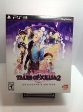 tales of xillia 2 collector's edition PS3 Complete NO GAME