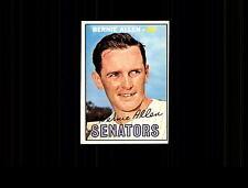 1967 Topps 118 Bernie Allen EX #D475783
