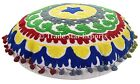 """Indian Suzani Pillow Cover Ethnic Embroidered Home Decor Decorative 16"""" Cushions"""