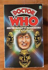 Doctor Who and the Masque of Mandragora - Target 42 - Philip Hinchcliffe