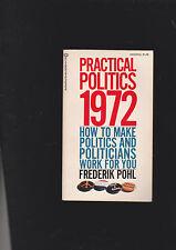 FREDERIK POHL.1972.SIGNED!.NICE COPY!