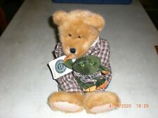 "Boyds Bear "" Hunter Bearsdale w/ Greenspan """
