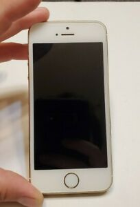 Apple iPhone 5s - 16GB - Gold (Sprint) A1453 (CDMA + GSM)