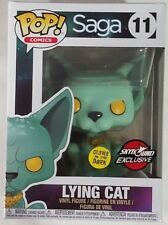 Funko POP Comics EXCLUSIVE Glow in the Dark GITD Lying Cat #11 Saga Vinyl Figure
