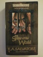 Paths of Darkness: The Spine of the World Bk. 2 by R. A. Salvatore (2000,...