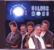 """""""CD"""" - SILBERMOND - Immer wenn es Nacht wird"""