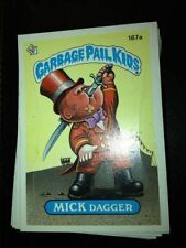 Garbage Pail Kids Trading Cards & Merchandise