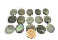 Labradorite Palm Worry Cabs Stones Healing Natural Stone Meditation Reiki Energy