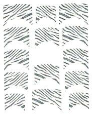 Sticker mit French Effekt für Nail-Art-Zubehör