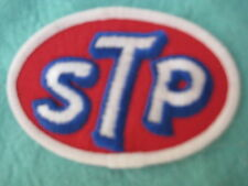 "STP Racing NASCAR Drag Rcing Patch 3"" X 2"""