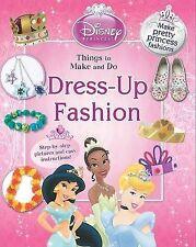 Disney Make & Do - (Princess - Dress Up Fashion), Disney, New Book