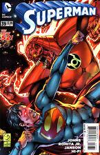 SUPERMAN #39 Shane Davis VARIANT Cover 1:50
