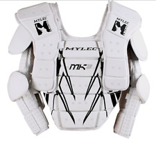 New - MYLEC HOCKEY Senior/ Adult Chest Protector Full Arm Pads