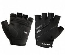WOSAWE Men Cycling Gloves Bike Half Finger Bicycle Gel Padded Fingerless Sports