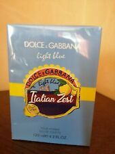 Dolce e gabbana light blue uomo