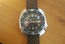 Seiko 6105 - 8110 Apocalypse Now - Willard  SERVICED Vintage Diver Unpolished