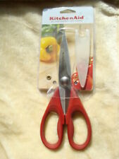 KITCHENAID KITCHEN SHEARS  RED  ~NEW WITH TAGS~