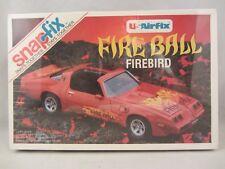 US Airfix , Fire Ball  - Firebird Model Kit  NIB 1:24 Scale  (917H)  8050