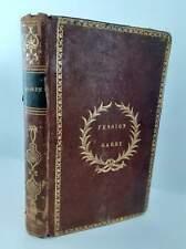 JOSEPH BITAUBE 1837 CHEZ MAME ET FILS A TOURS FRONTISPICE-GRAVURES BE