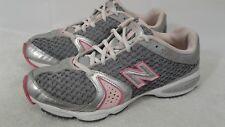 New Balance 550 Activa Ultralite Running Shoes Gray White Pink Women's Sz 8P