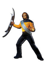 Star Trek Next Generation Worf Shaped Magnet Kühlschrankmagnet AQUARIUS