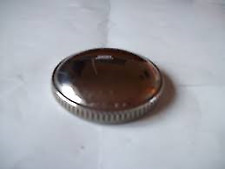 TRIUMPH STAG & TR7 STAINLESS STEEL OIL FILLER CAP - UNIPART GFE6015