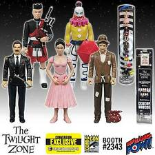 The Twilight Zone Five Characters in Search of an Exit 3 3/4-Inch Action Figure
