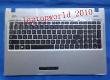 NEW FOR Samsung Q530 US Laptop Keyboard Palmrest Touchpad KEYBOARD