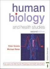 Human Biology and Health Studies Second Edition,Michael Reiss, Peter Givens
