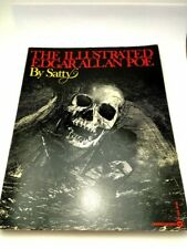 Satty / The Illustrated Edgar Allan Poe 1976 Literature