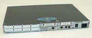 USED Cisco CISCO2621 2 port 10/100 Wired Ethernet Network Router