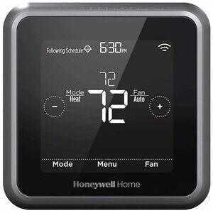 Honeywell Home RCHT8610WF2006/W, T5 Smart Thermostat w/ C Wire Adapter Wifi
