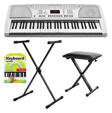 Tolles Keyboard  Komplettset für einen perfekten Einstieg in die Welt der Musik