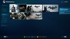 FULL COLLECTION BATMAN ARKHAM (All games) | STEAM PC | OFFLINE | DLC INCLUIED