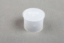Pool Fence Hole Cover Deck Patio Ground Caps White