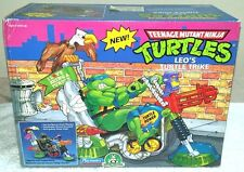 Leo's Turtle Trike Teenage Mutant Ninja Turtles TMNT Playmates 1991