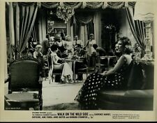 "Laurence Harvey Capucine Walk On The Wild Side Original 8x10"" Photo #X38"