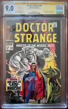 Doctor Strange 169  CGC 9.0 SS (Roy Thomas)  1st Dr. Strange own title  Hot-MCU