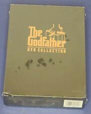 The Godfather Trilogy Boxed DVD Collection Plus Bonus Set