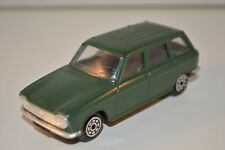 Norev 32 Peugeot 204 Break green in perfect mint condition a beauty