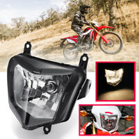 Motorcycle Front Headlight Lamp Fairing For Honda CRF250L CRF 205L 2013-201