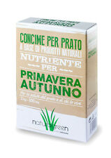 Concime per Prato Naturalgreen Nutriente Primavera Autunno da Kg 2 - Bottos