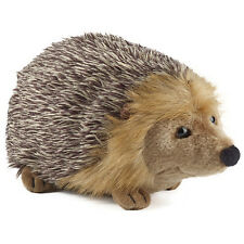 LARGE HEDGEHOG - LIVING NATURE CUDDLY REALISTIC SOFT FLUFFY PLUSH TEDDY AN365