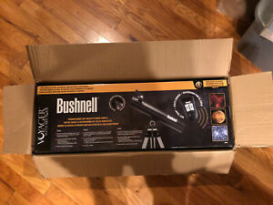 Bushnell Voyager Reflector Telescope With Sky Tour. New In Box !!!!